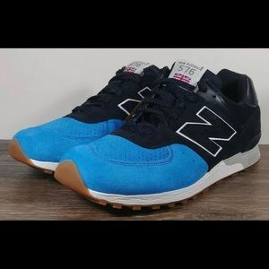 NEW BALANCE 576 M576PNB MADE IN ENGLAND size 10